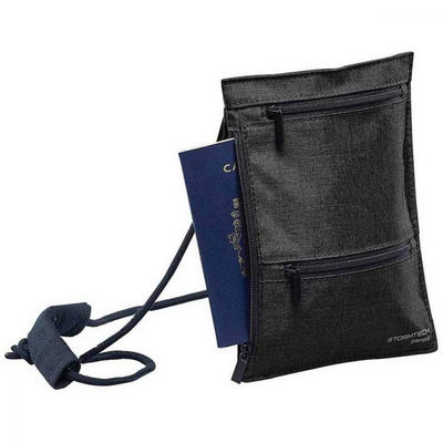 Picture of Cupertino RFID Passport Wallet Graphite/
