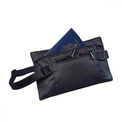 Picture of Cupertino RFID Document Belt Black