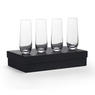 Picture of Stemless Champagne Flutes