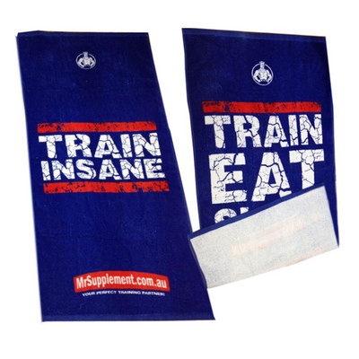 Picture of TERRY VELOUR GYM TOWEL