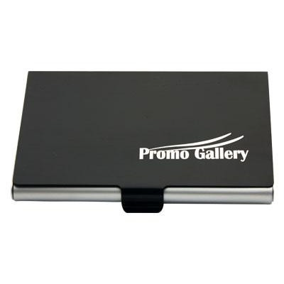 Picture of Aluminium Card Holder Black