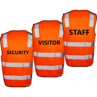 Picture of Hi Vis safety Vest