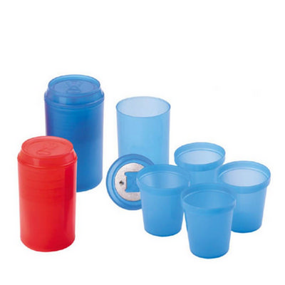 Picture of Drinking Bottle with 4pcs Min Cup Inside