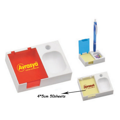 Picture of Pen Holder with Sticker