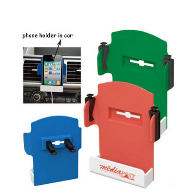 Picture of Mobile Holder in Car