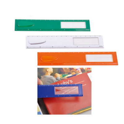 Picture of Ruler with Magnifying and Bookmark