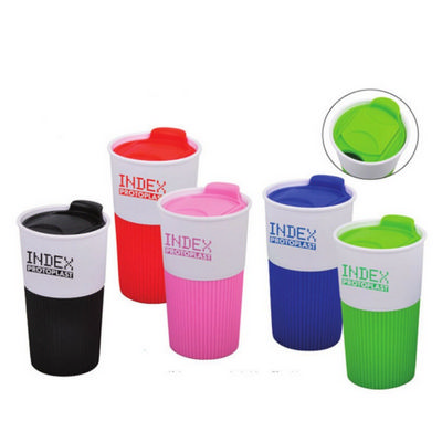 Picture of Coffee Cup with Silicone Case