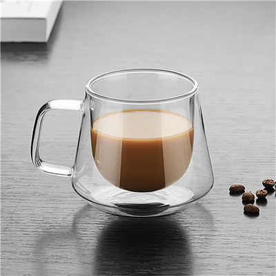 Picture of Diamond Glass Coffee Cup