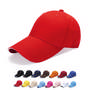Const 6 Panel Cotton Sandwich Cap