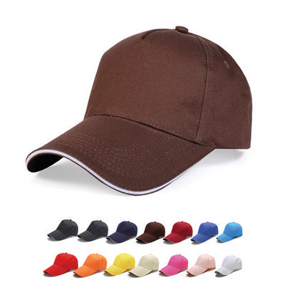 Picture of Nevaso 5 Panel Heavy Cotton Sandwich Cap