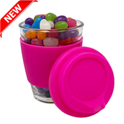 Picture of Jelly Bean In Carlo Glass Coffee Cup