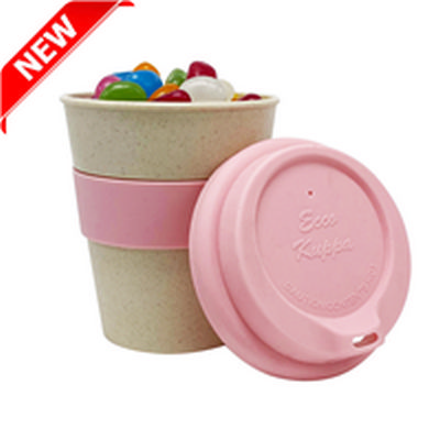 Picture of Jelly Bean In 8oz Bamboo Cup