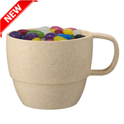 Picture of Jelly Bean In Vetto Wheat Straw Cup