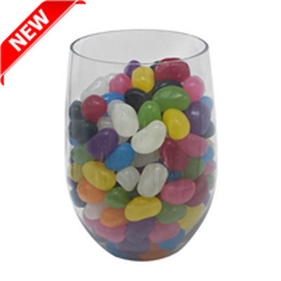 Picture of Jelly Bean In Crystal PET Cup