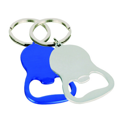 Picture of Cheers Round Bottle Opener Key Ring