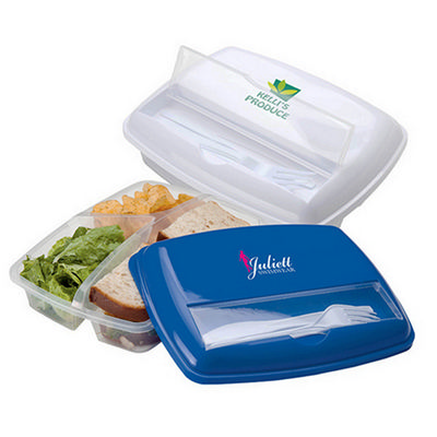Picture of 3 Section Lunch Box