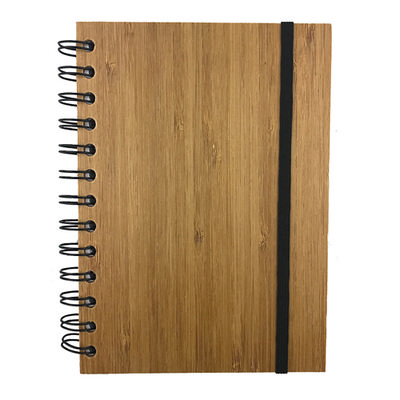 Picture of B6 Bamboo Notebook