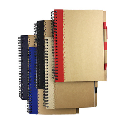 Picture of Envi A5 Recycled Paper Notebook
