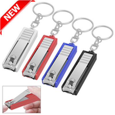 Picture of Narja Nail Clipper Key Ring
