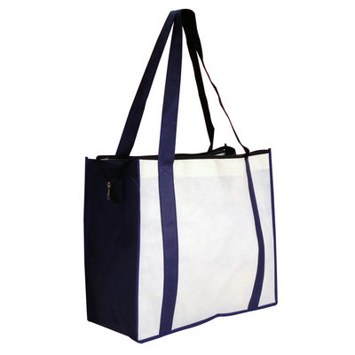 Picture of Non Woven Large Zipped Shopping Bag
