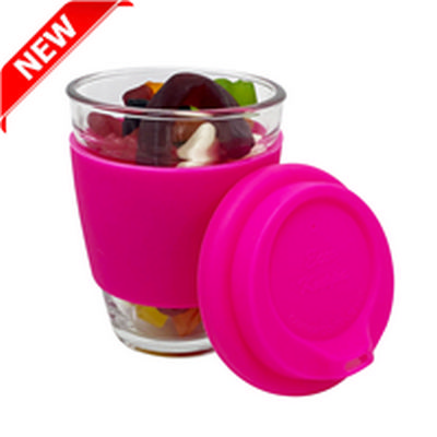 Picture of Jelly Party Mix in Carlo Glass Coffee Cup