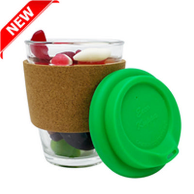 Picture of Jelly Party Mix in Cork Band Glass Coffe