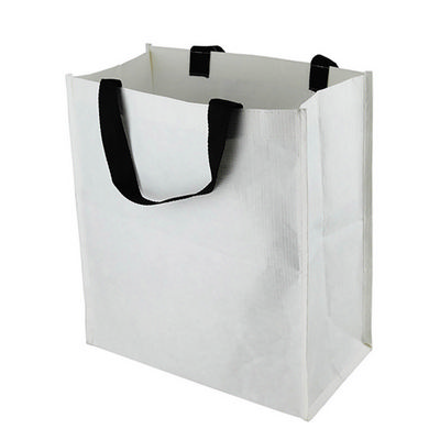 Picture of Warp and Weft Paper Bag