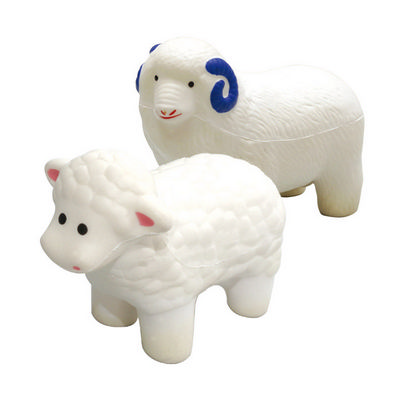 Picture of Stress Sheep (Ram & Ewe)
