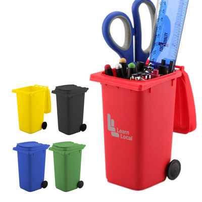 Picture of Wheelie Bin Pen Holder