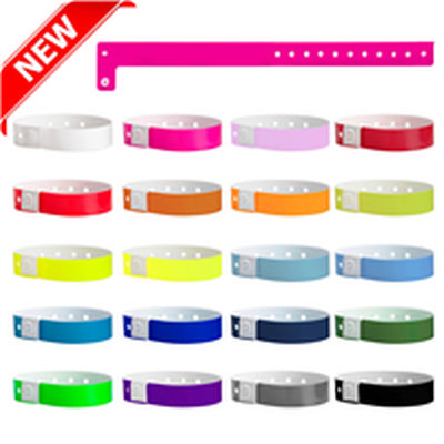 Picture of Vince Vinyl Wrist Band 16mm