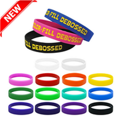 Picture of Toaks Silicone Wrist Band Debossed