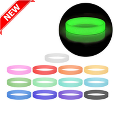 Picture of Neon Glow Silicone Wrist Band