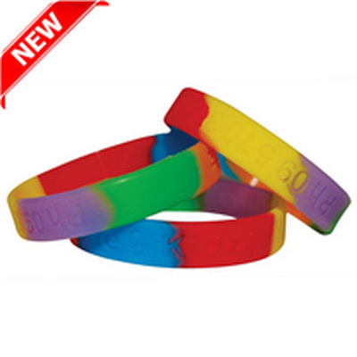 Picture of Vibra Colour Silicone Wrist Band