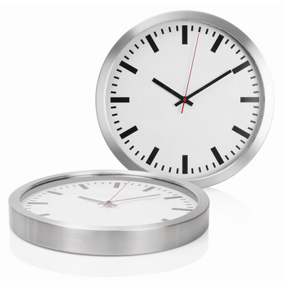 Picture of Wall Clock 40cm Aluminium