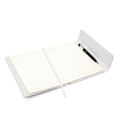 Picture of Notebook Journal A5 Leather Look Magneti