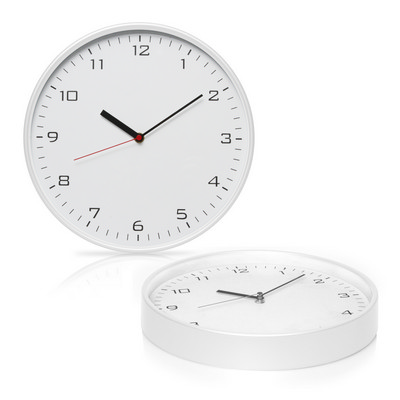 Picture of Wall Clock 30cm Plastic