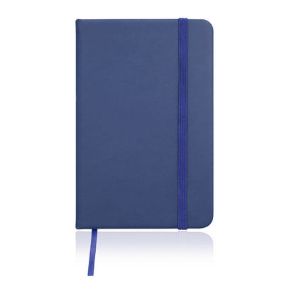 Picture of Notebook Journal A6 Leather Look