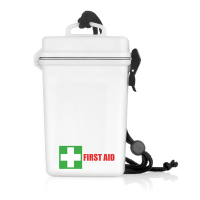Picture of First Aid Kit Waterproof 21pc