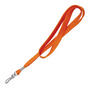 Lanyard 12mm Polyester Shoelace Tubular