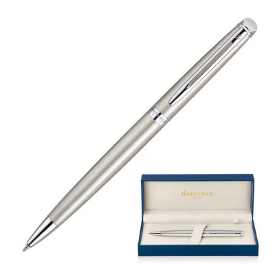 Picture of Metal Pen Ballpoint Waterman Hemisphere
