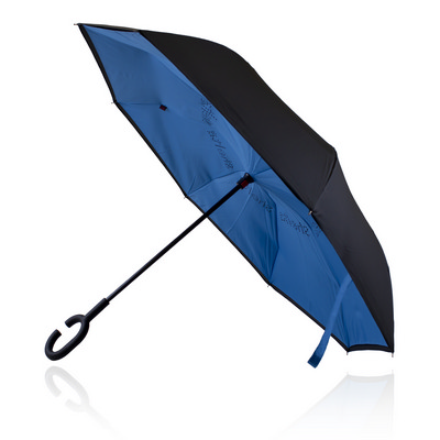 Picture of Umbrella 53cm Double Canopy Reverse Shel
