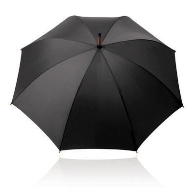 Picture of Umbrella 58cm Double Canopy Shelta Black