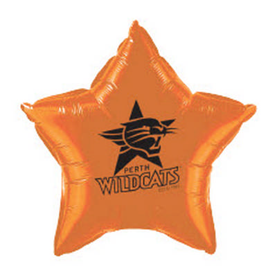 Picture of Custom Print Foil Star Balloon