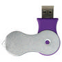 Halo Swivel Flash Drive 1GB