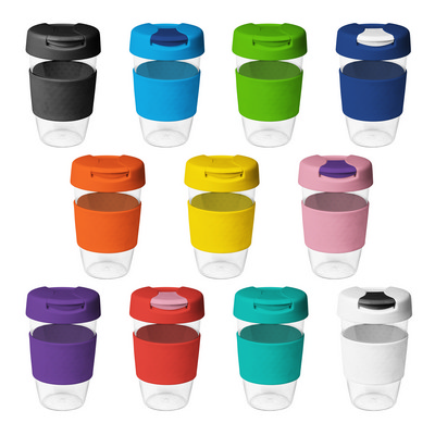 Picture of 16oz535ml Clear Plastic Karma Kup with P
