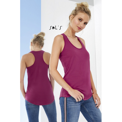 Picture of MOKA WOMENS RACER BACK TANK TOP