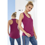 MOKA WOMENS RACER BACK TANK TOP