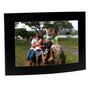 Arc matt black photo frame