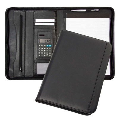 Picture of Foolscap with calculator