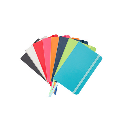 Picture of Notebook with elastic enclosure